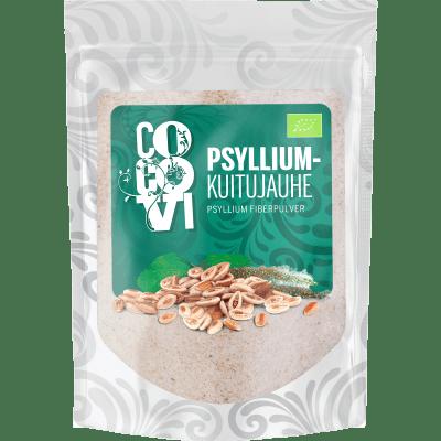 Yksityinen: POISTUNUT TUOTE—Psyllium kuitujauhe 340 g
