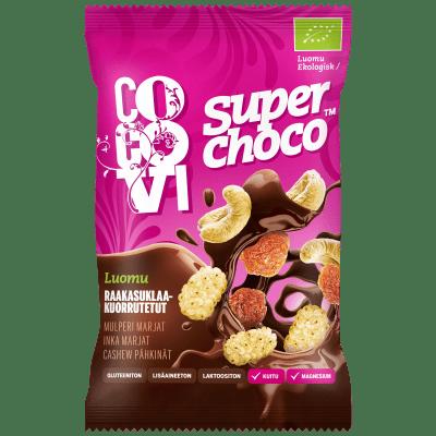 SuperChoco mix 60 g (TARJOUSERÄ, PVM. 21.03.19)