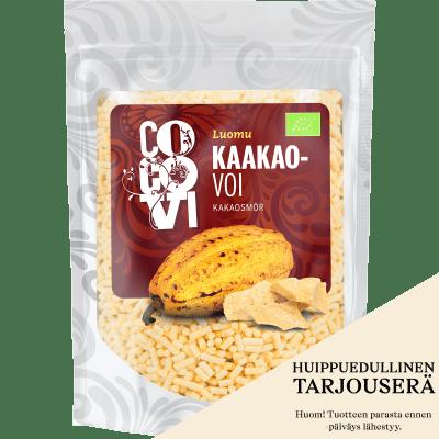 Kaakaovoi 150 g (TARJOUSERÄ, pvm. 30.6.18)