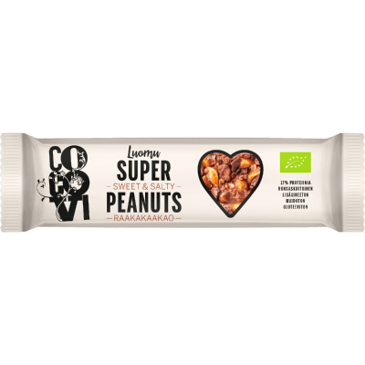 Super Peanuts Raakakaakao
