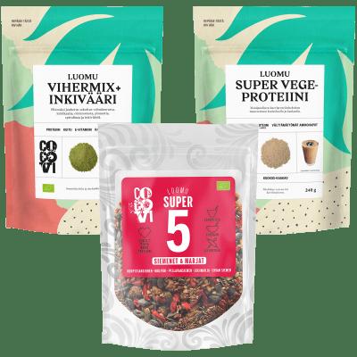 COCOVI Superfood-paketti