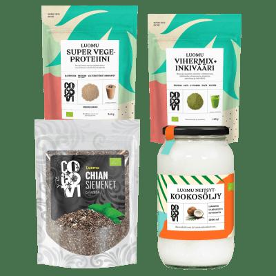 CocoVi superfoodpaketti