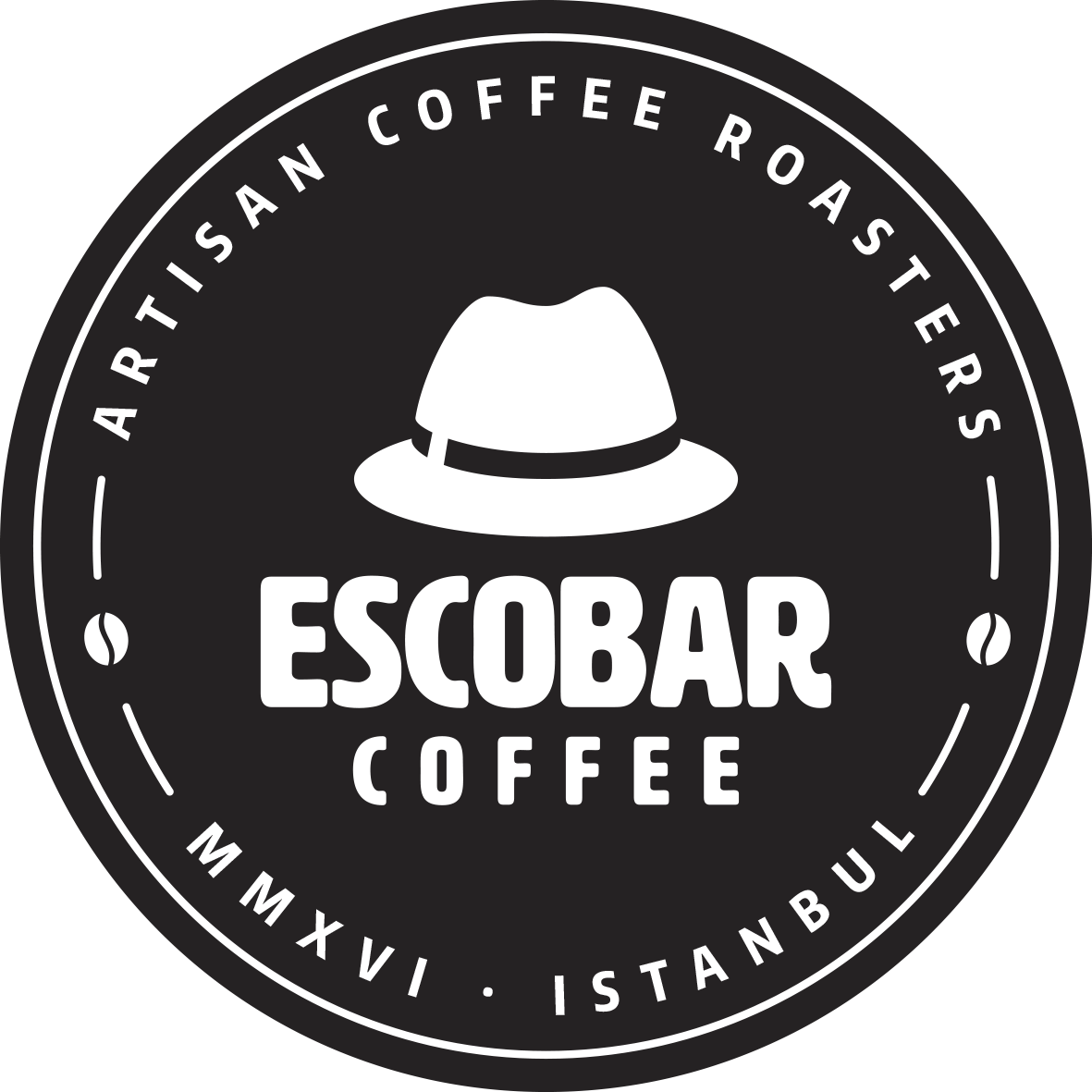 Escobar Coffee Roasters logo