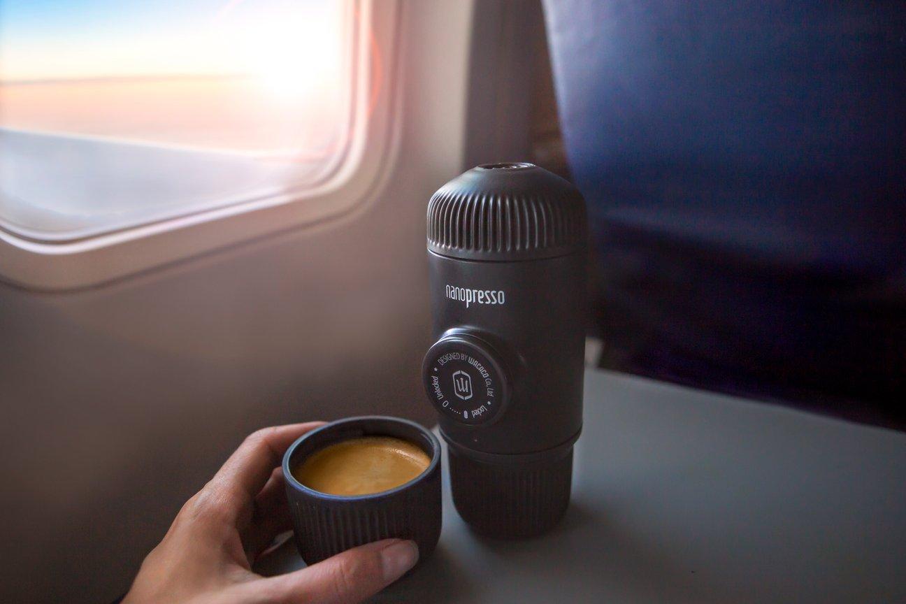 Wacaco Nanopresso Taşınabilir Kahve Makinesi