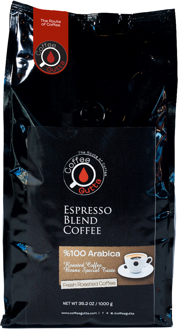 Coffee Gutta - Coffee Gutta Espresso Blend Kahve 1000 G