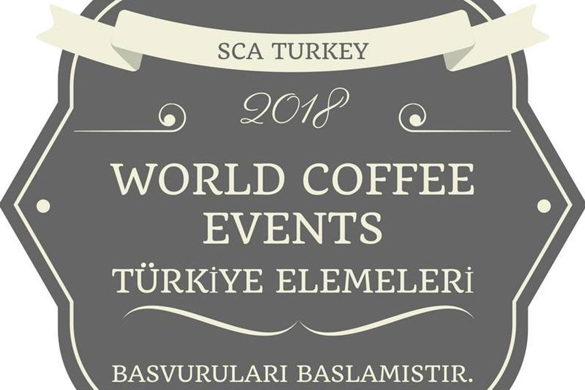 World Coffee Events Türkiye Elemeleri Başvuruları Başladı!