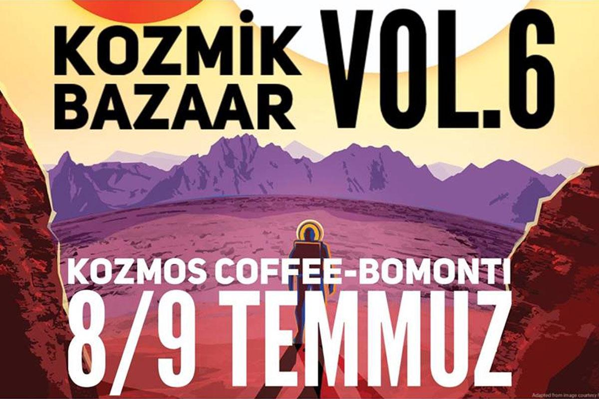 Kozmos Coffee'den Sokak Hayvanları İçin Kozmik Bazaar