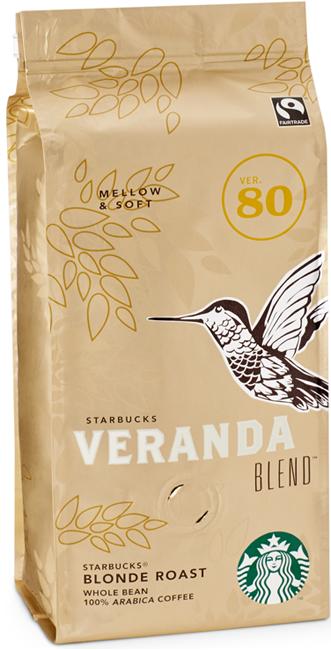 Starbucks - Starbucks Veranda Blend Blonde Roast Çekirdek Kahve 250 G