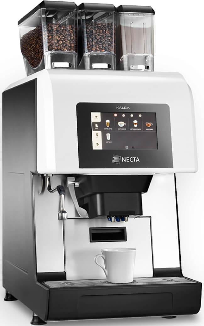 Necta - Necta Kalea Espresso Tam Otomatik Kahve Makinesi