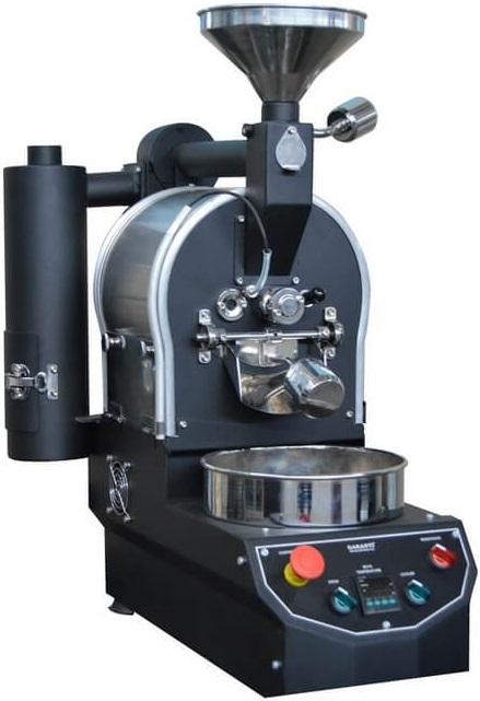 Garanti Değirmenleri - Garanti Değirmenleri GGKX Numune Kahve Kavurma Makinesi
