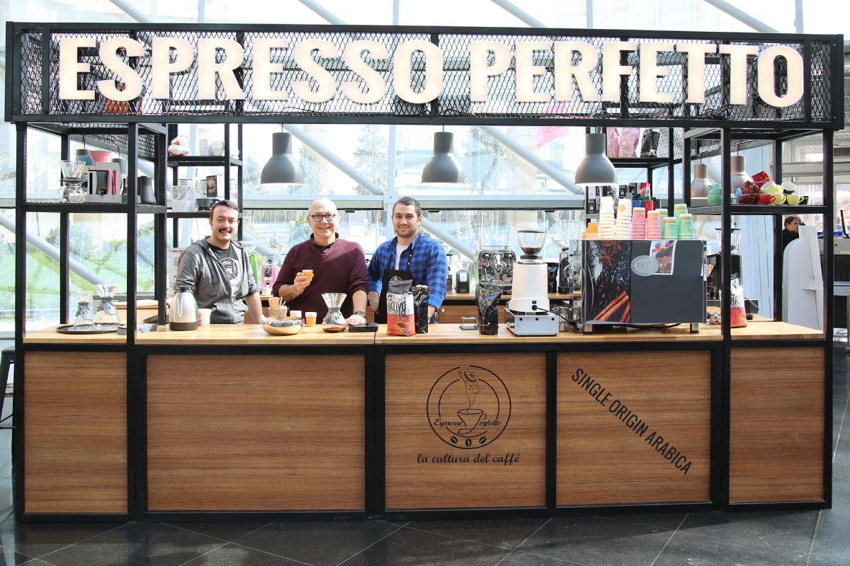 Türkiye'nin En Geniş Yelpazeli Kahve Ekipmanı Tedarikçisi: Espresso Perfetto