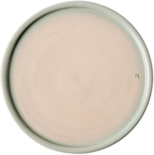 Masuma Ceramics - Masuma Ceramics Mavi Tatlı Tabağı