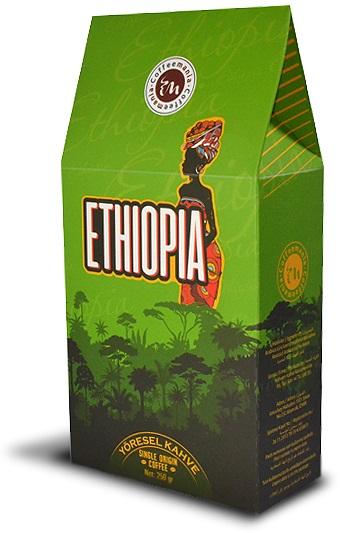 Coffeemania - Coffeemania Ethiopia Kahve 250 G