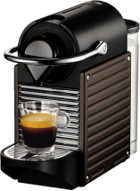 Nespresso - Nespresso Pixie Siyah Kapsüllü Kahve Makinesi