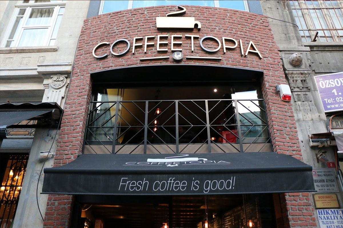 Coffeetopia Eminönü