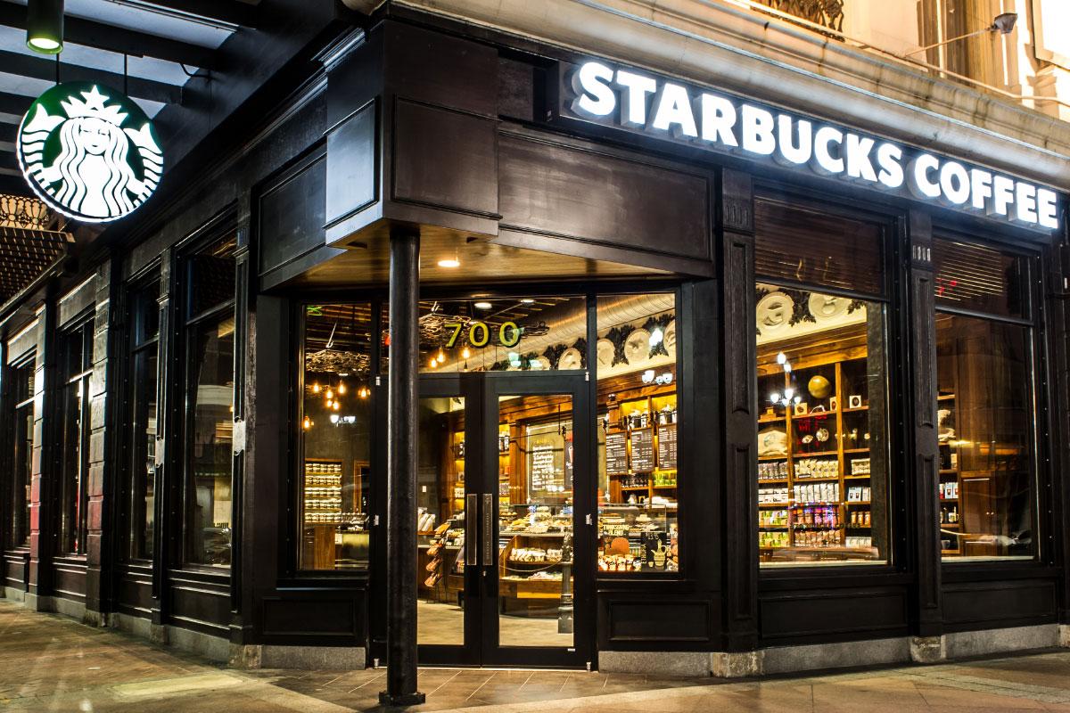 Starbucks'ın Son Bilançosu, Hisselerini Vurdu