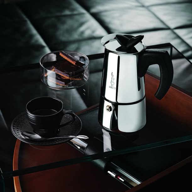 Bialetti Musa 6 Cups Moka Pot