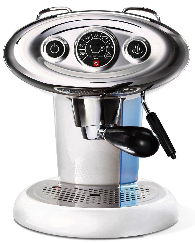 Illy - Illy Francis Francis X7.1 Kapsüllü Kahve Makinesi Beyaz
