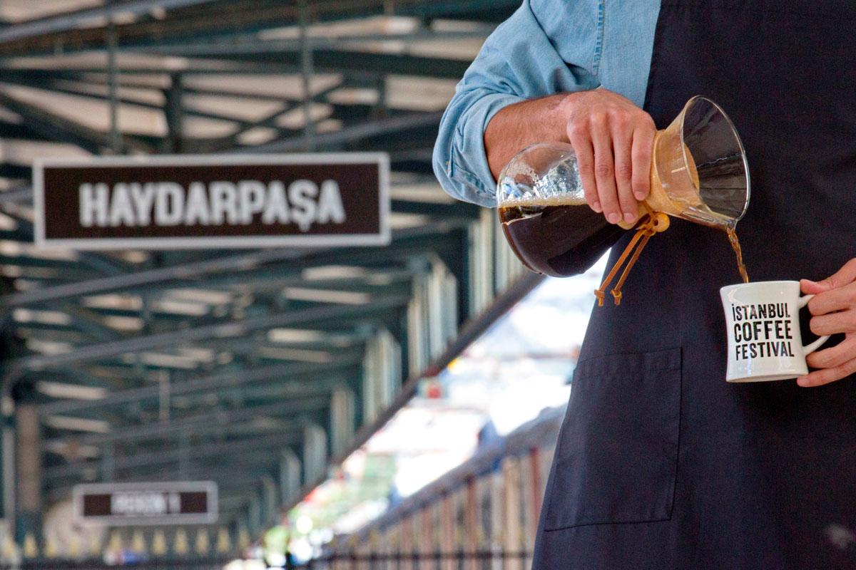 İstanbul'un Bir Markası da Kahve Olabilir