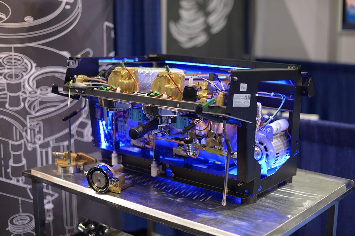 """""""Custom Made"""" Kahve Makinesi ve Modifiye Uygulamarı"""