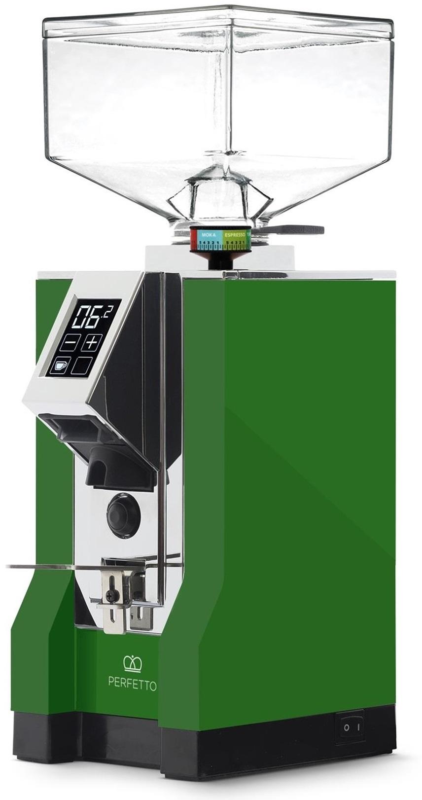 Eureka - Eureka Mignon Perfetto 16CR Kahve Öğütücü Lime Green