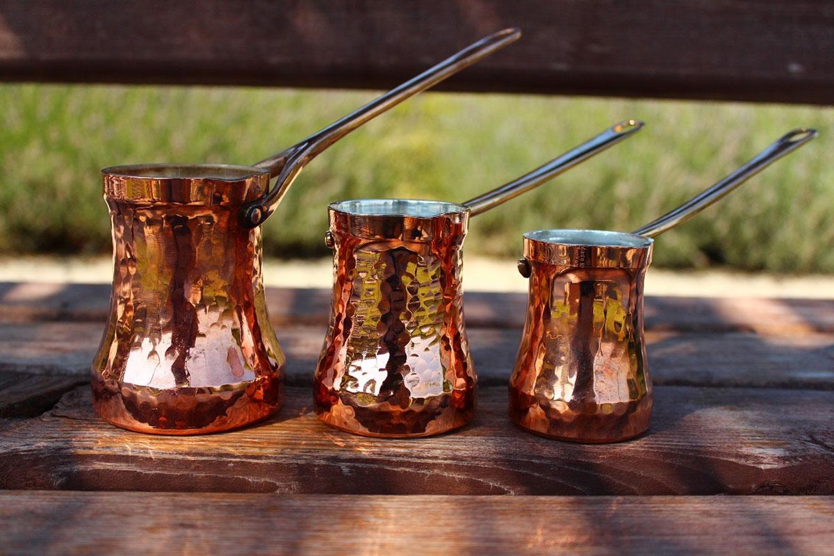Geçmişten Günümüze Türk Kahvesi ve Soy Bakır Cezve İncelemesi