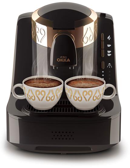Arzum Okka - Arzum Okka OK001 Türk Kahvesi Makinesi Siyah