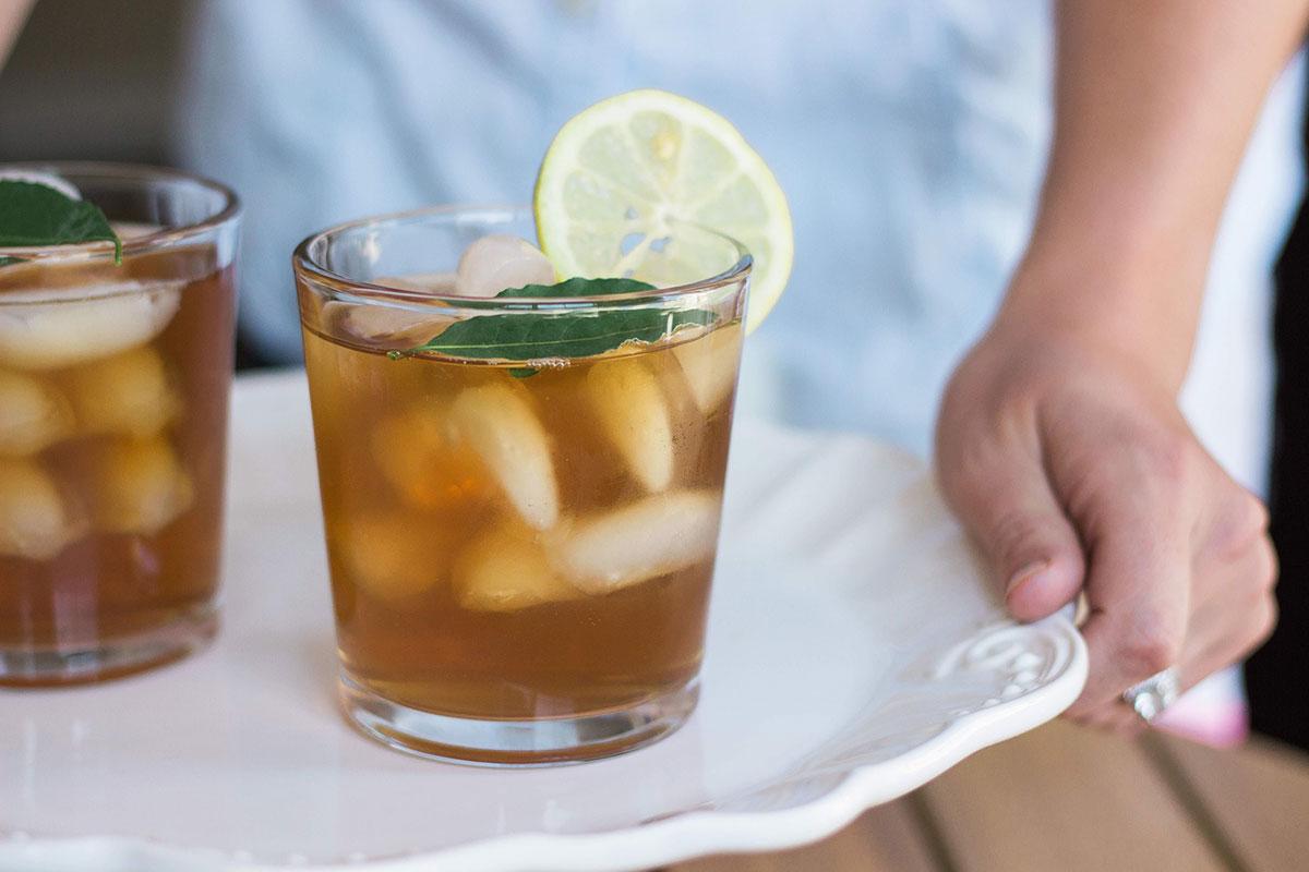 Soğuk Çay Zayıflamaya Yardımcı