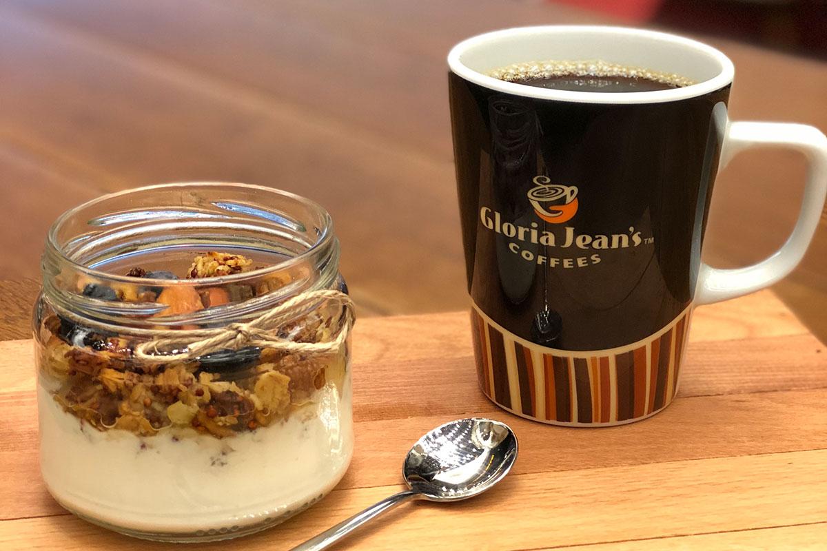 Sağlıklı ve Doğal Be Light Kitchen Ürünleri Gloria Jean's Coffees'te