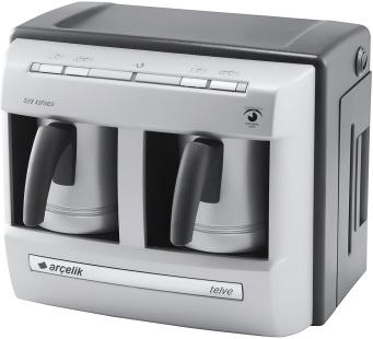 Arçelik - Arçelik K 3190 P Telve Türk Kahvesi Makinesi