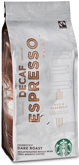 Starbucks - Starbucks Decaf Espresso Dark Roast Çekirdek Kahve 250 G