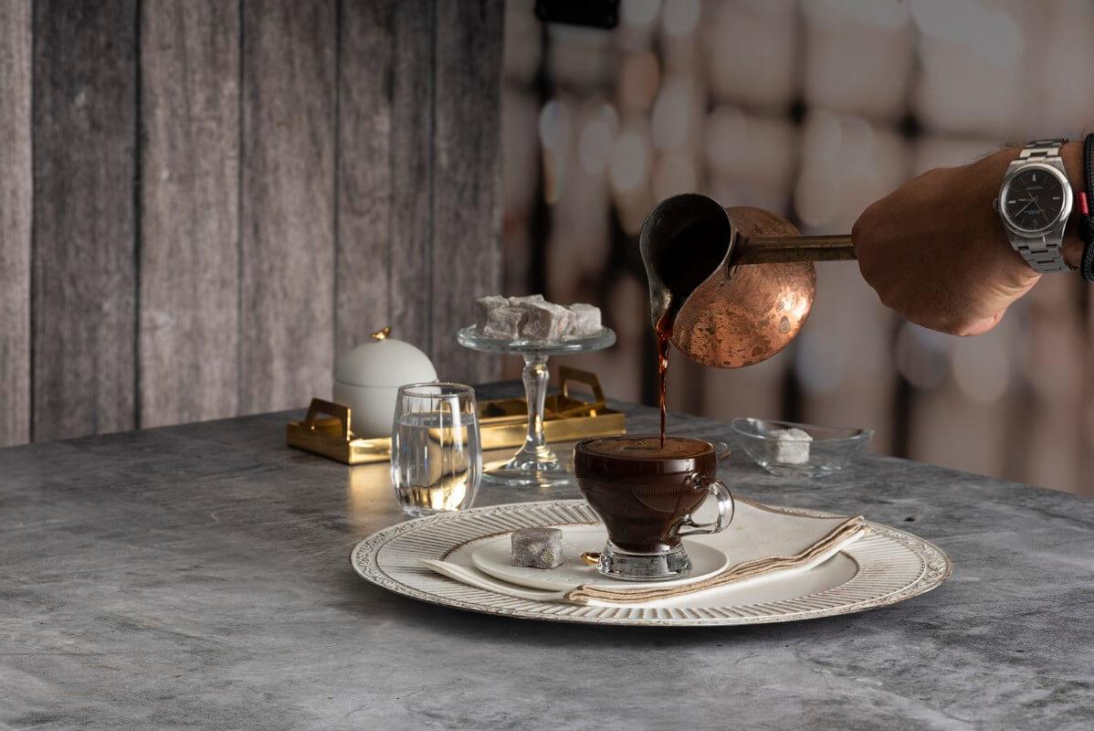 Paşabahçe, Camın Estetiği ve Doğallığını Kahve İle Buluşturuyor