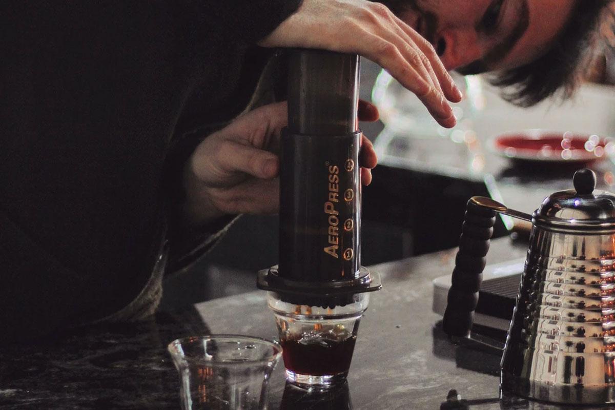 Aeropress İle Kahve Nasıl Demlenir?