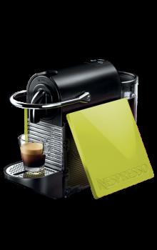 Nespresso Pixie Clips Sarı Kapsüllü Kahve Makinesi & Aeroccino Bundle