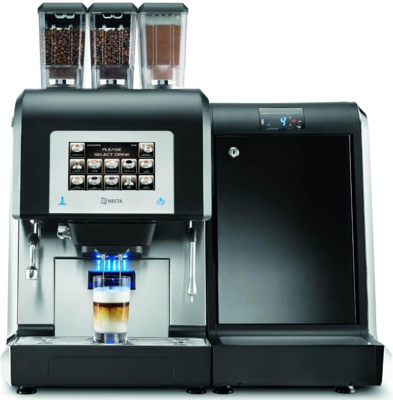 Necta - Necta Karisma Double Espresso Fresh Milk Tam Otomatik Kahve Makinesi