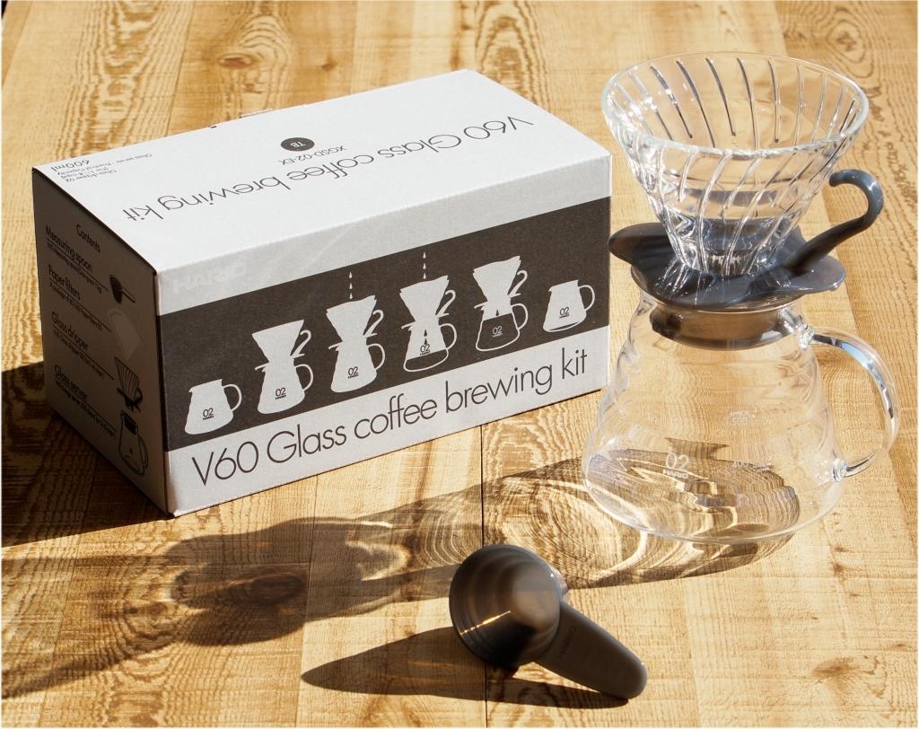 Hario V60 XGSD-02TB-EX Pour Over Kahve Demleme Seti