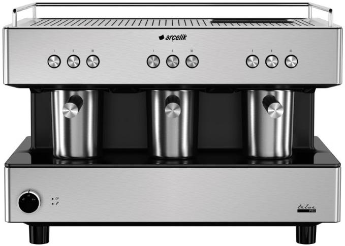 Arçelik - Arçelik K 3700 Telve Pro Türk Kahvesi Makinesi