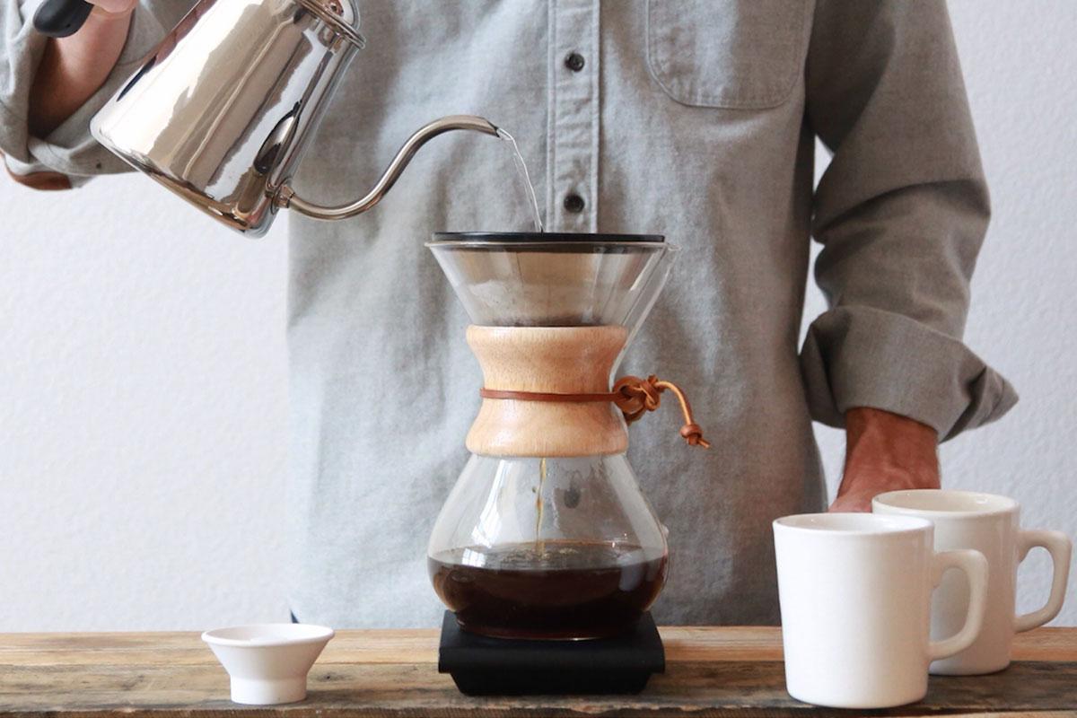 Nisan Ağca'dan Evde Daha İyi Kahve Demlemenin Sırları