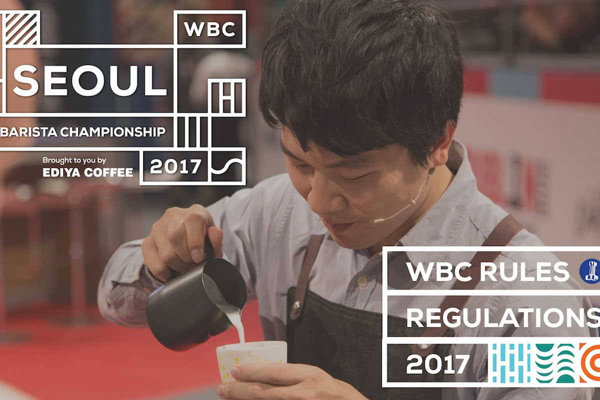 Dünya Barista Şampiyonasında Büyük Değişiklikler