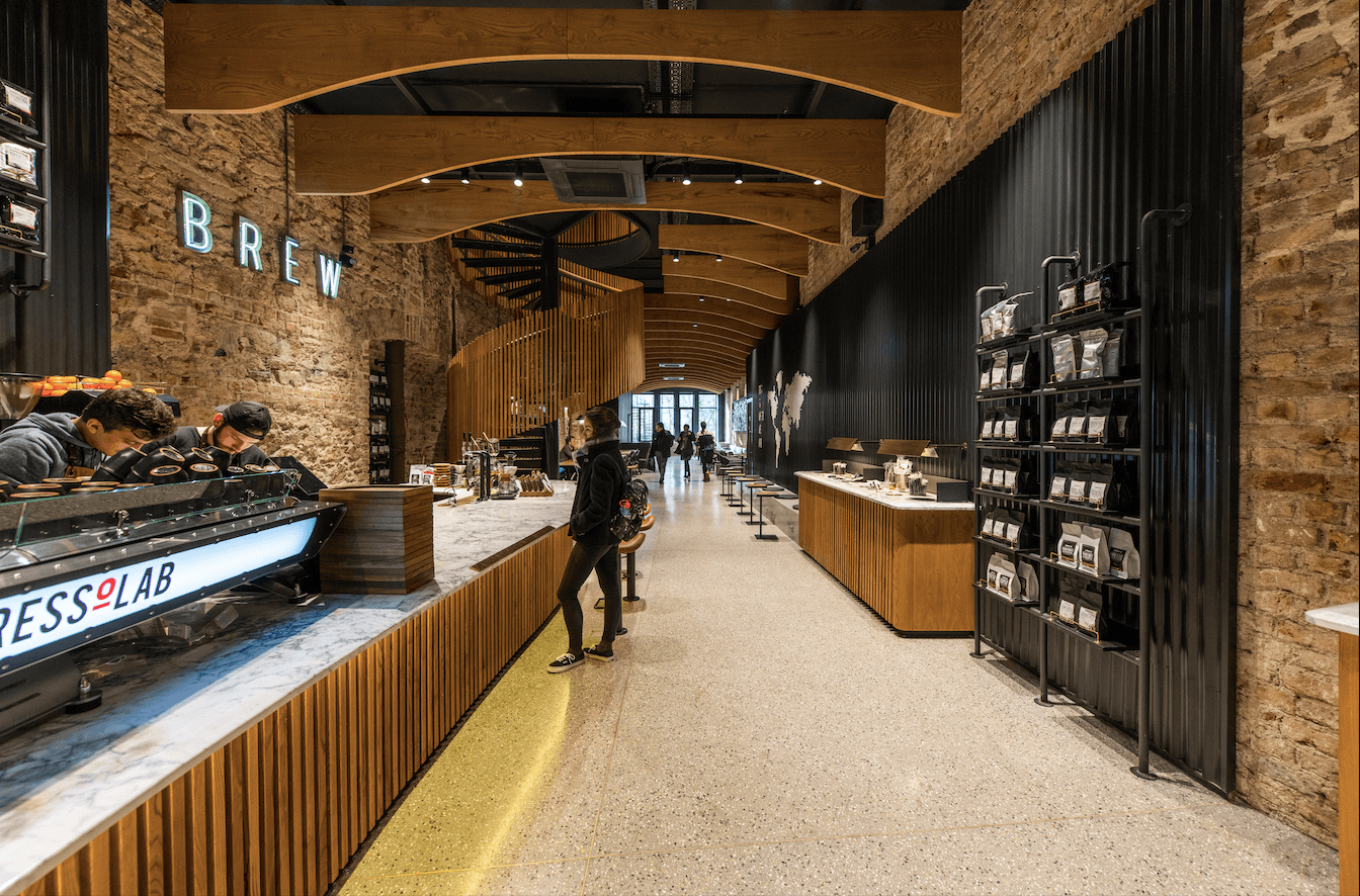 Espressolab Tünel