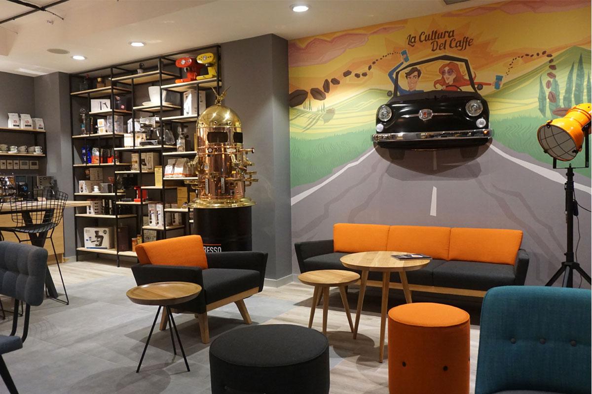 Espresso Perfetto Cafe & Showroom