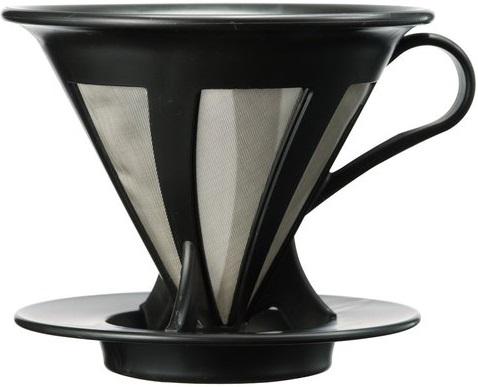 Hario - Hario Cafeor 02 Siyah Demleme Filtresi