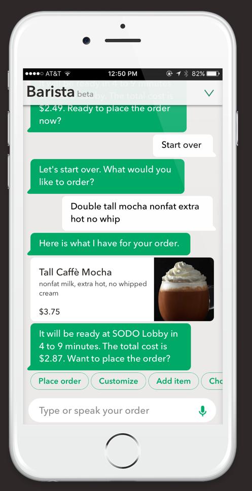 Starbucks'tan Amazon Alexa ve Mobil Uygulaması İçin Yeni Özellikler