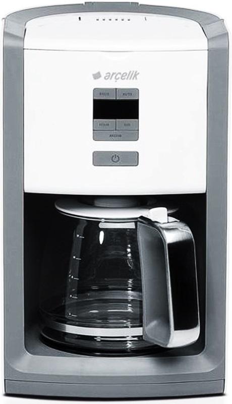 Arçelik - Arçelik K 8115 KM Filtre Kahve Makinesi