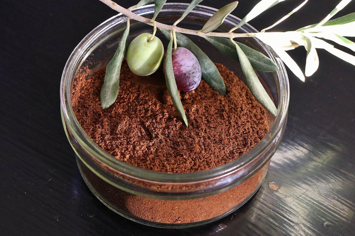 Zeytin Kahvesi Üretildi, Piyasa için Gün Sayıyor