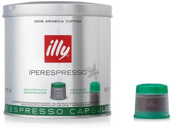Illy - Illy iperEspresso Kafeinsiz Kapsül Kahve 21 Adet