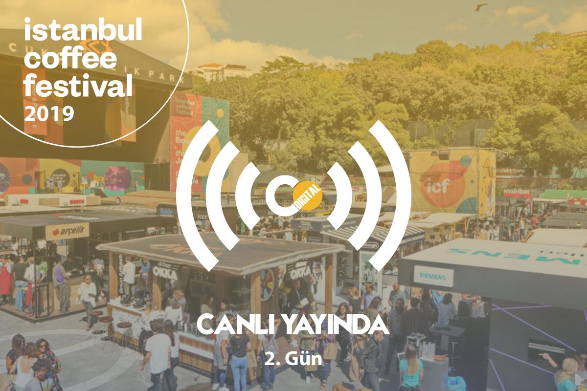 İstanbul Coffee Festival 2019 - 2. Gün [Canlı Yayın]