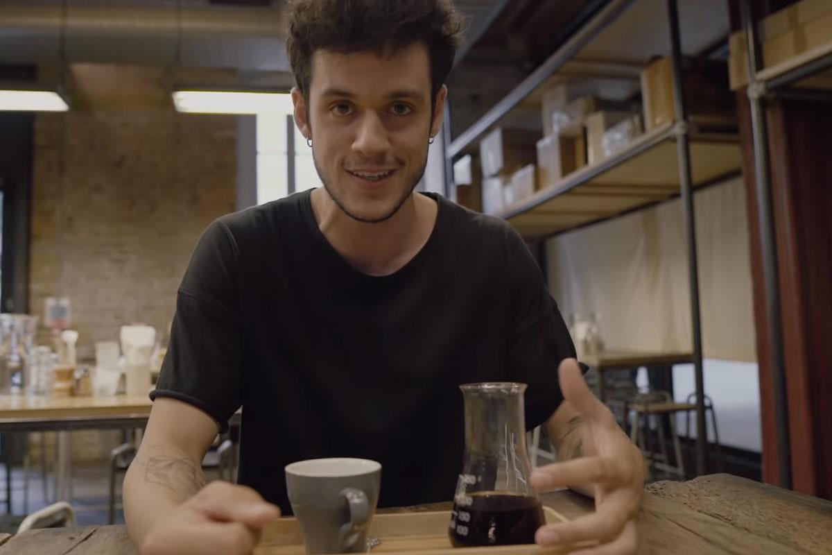 Orkun Işıtmak ile Londra'da 15 Bin TL'lik Kahve Denemek