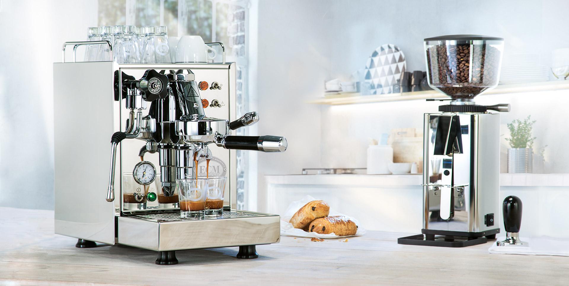 ECM Classika II Espresso Makinesi