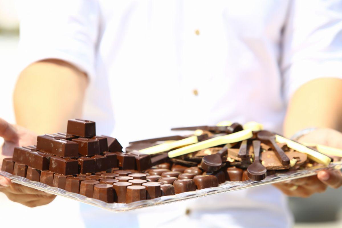 İzmir Çikolata ve Tatlı Festivali Yoğun İlgi Gördü